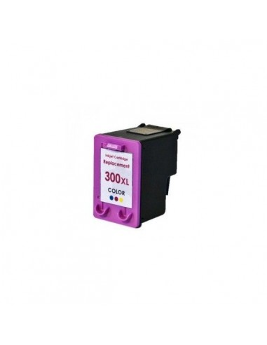 TINTA DE COLOR COMPATIBLE PARA HP 300XL