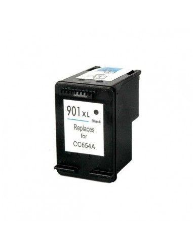 TINTA NEGRA COMPATIBLE PARA HP 901XL