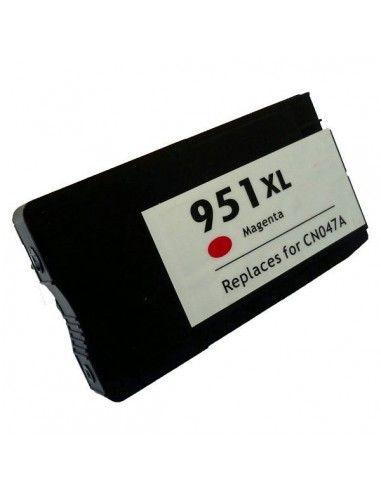 TINTA MAGENTA COMPATIBLE PARA HP 951XL