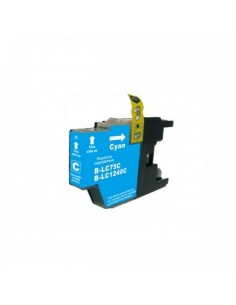 TINTA CIAN COMPATIBLE PARA BROTHER LC1220C/LC1240C/LC1280C
