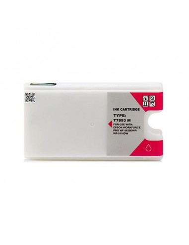 TINTA MAGENTA COMPATIBLE PARA EPSON T7893 / T7903 / T7913