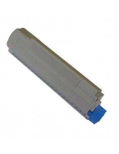 TONER MAGENTA COMPATIBLE PARA OKI C8600/C8800 43487710