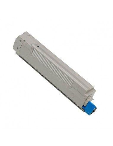 TONER NEGRO COMPATIBLE PARA OKI C8600/C8800 43487712