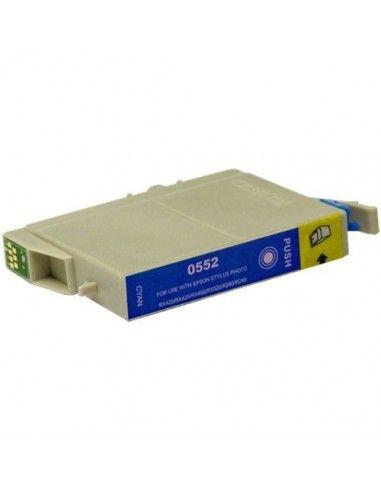 TINTA CIAN COMPATIBLE PARA EPSON T0552