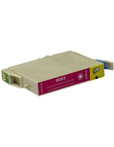 TINTA MAGENTA COMPATIBLE PARA EPSON T0553