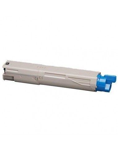 TONER NEGRO COMPATIBLE PARA OKI C3520/C3530/MC350/MC360