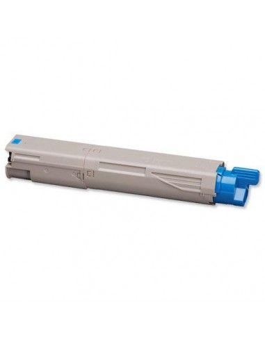 TONER CIAN COMPATIBLE PARA OKI C3520/C3530/MC350/MC360