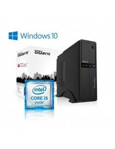 ORDENADOR PB GIGABYTE MONTECARLO 85+ 7TH I5 7400/4GB/SSD120GB/LMT/3Y/W10PRO