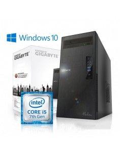 ORDENADOR PB GIGABYTE MANHATTAN 7TH I5 7400/8GB/SSD240GB/LMT/DVD/W10PRO