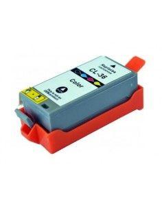 CANON CLI36 tinta tricolor compatible 1511B001