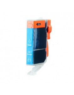 CANON CLI571XL tinta cyan compatible 0332C001/0386C001