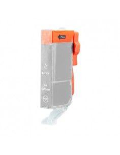 CANON CLI571XL tinta gris compatible 0335C001/0389C001