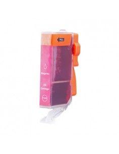CANON CLI571XL tinta magenta compatible 0333C001/0387C001