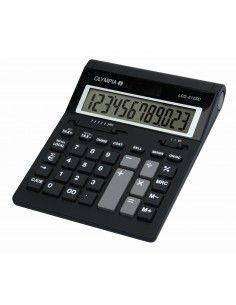 Olympia Calculadora LCD 612 SD