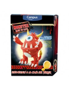 Pasta para modelar Campus College - Monstruo