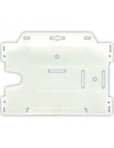 Portacarnet Plus Office para documentos 54x85mm Caja 30 unid