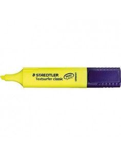 MARCADOR FLUORESCENTE TEXTSURFER CLASSIC 1-5MM. AMARILLO STAEDTLER 364-1