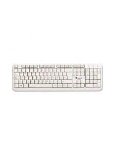 TECLADO NGS WIRED SPIKE BLANCO 8435430612219