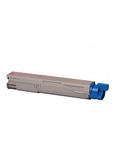 TONER MAGENTA COMPATIBLE PARA OKI C3300/C3400/C3450/C3600